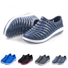 Men's shoes Breathable Slippers Hollow out Beach Sandals Garden Hole SUMMER