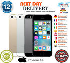 Apple Iphone 5s 16gb 32gb 64gb Factory Unlocked Smartphone Various Grade Colours