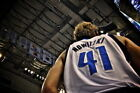 158754 Dirk Nowitzki - DALLAS MAVERICKS Basketball N Wall Print Poster Affiche on eBay