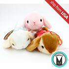 Amuse Pote Usa Loppy Rabbit Napping Weather Ball Chain Plush Cute Japan Kawaii