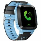 Kid Smart Phone Watch Wristwatch Children Tracker GPS Waterproof for iOS Android