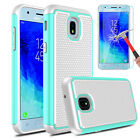 For Samsung Galaxy J3 Achieve/Star/Express Prime 3/2018 Case + Screen Protector