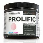 PES PROLIFIC Pre-Workout Focus Pumps Strength, 40 Servings -