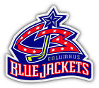 Columbus Blue Jackets NHL Hockey Combo  Car Bumper Sticker- 9'', 12'' or 14'' $13.99 USD on eBay