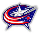 Columbus Blue Jackets NHL Hockey Symbol  Car Bumper Sticker  - 3'', 5'' or 6'' $3.5 USD on eBay
