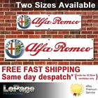 Alfa Romeo Banner, for Workshop, Garage, Man cave, Showroom
