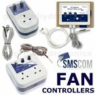 SMSCOM Twin / Hybrid Fan Controllers & Thermostat