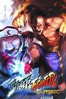 155375 Street Fighter Classic Ryu vs Sagat Wall Print Poster UK
