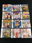 Huge Lot of Nintendo DS games You pick Your choice 6.99 Free Shipping