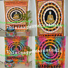 Indian Mandala Buddha Tapestry Bohemian For Peace Of Mind Hippie Wall Hanging