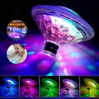 Waterproof Underwater LED Disco Show Pond Pool Tub Floating Bath Party 1/2/4PCS $12.82 USD on eBay