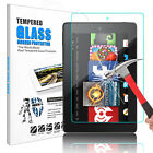 For Amazon Kindle Fire HD 7 8 2018 / 2017 Tablet Tempered Glass Screen Protector