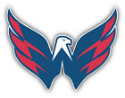 Washington Capitals NHL Hockey Logo Car Bumper Sticker  - 3'', 5'' or 6'' $3.5 USD on eBay