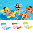 Inflatable Floating Water Hammock Float Pool Lounge Bed Swimming Chair Summer