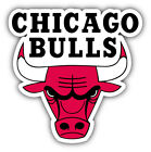 Chicago Bulls NBA Basketball Logo Car Bumper Sticker Decal - 3'' or 5'' on eBay