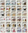 Yorkie Duvet Cover Set Twin Queen King Sizes with Pillow Shams Ambesonne