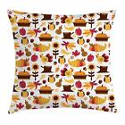 Harvest Throw Pillow Cases Cushion Covers Home Decor 8 Sizes by Ambesonne
