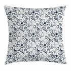 Sea Shells Throw Pillow Cases Cushion Covers Home Decor 8 Sizes by Ambesonne