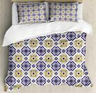 Abstract Art Duvet Cover Set Twin Queen King Sizes with Pill