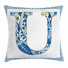 Portuguese Letters Throw Pillow Cases Cushion Covers Home Decor 8 Sizes