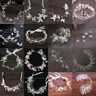 Vintage Wedding Bridal Crystal Rhinestone Crown Tiara Headband Headpiece Accesso