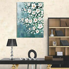 Abstract Cherry Blossom Tree Art Oil Painting Canvas Picture Home Decor Unframed