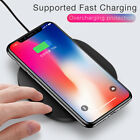 CAFELE Qi Wireless Fast Charging Charger Dock Pad For Samsung Galaxy S9 S9+S8 S7