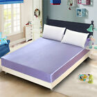 New Bedspread Antiskid Mattress Pad Mat Protector Bed Fitted Sheet Cover image