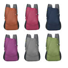 Foldable Waterproof Travel Hiking Bag Sports Shoulder Backpack Zipper School Bag