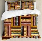 Classic Ethnic Duvet Cover Set Twin Queen King Sizes with Pillow Shams image