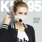 Cycling Anti dust Face Mask Cotton Mouth Muffle Carbon Filter Valve Respirator