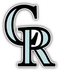 Colorado Rockies MLB Baseball Symbol Car Bumper Sticker - 9'', 12'' or 14'' on Ebay