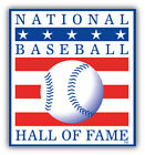 Home Decor Pieces MLB National Baseball Hall Of Fame  Car Bumper Sticker Decal - 3'', 5'' Or 6''
