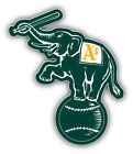 Oakland Athletics MLB Baseball Symbol  Car Bumper Sticker - 9'', 12'' or 14'' on Ebay