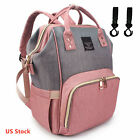 Mummy Diaper Bag Backpack Large capacity baby Nappy Tote Multifunction