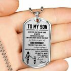 Necklace Pendant for Son, Child and Dad Dog Tag - Vegeta and