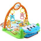 Baby Infant Lay Play Mat Activity Playmat Fitness Music Fun Piano Toy Xmas Gifts