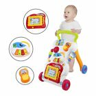 Baby Walker Multifunctional Toddler Sit-to-Stand Walker with Adjustable Screw SY