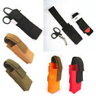 EMT Medic Survival Tourniquet & Trauma Shears MOLLE Pouch Durable Camping Bag