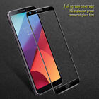 3D Curved Full Cover Tempered Glass Screen Protector Film For LG G7 G6 G5 V30