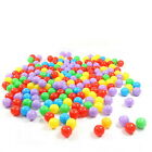 50pc Colorful Fun Ball Soft Plastic Ocean Ball Baby Kid Toy Swim Pit Toy New