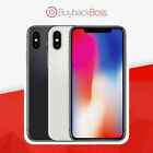 Used iPhone X | 64GB 256GB | Unlocked AT&T Verizon Sprint T-Mobile
