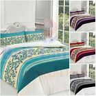 New 2018 Camilla Floral Print Duvet Cover Set Pillowcase Bedding Quilt Bed Size