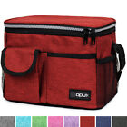 Premium Insulated Medium Lunch Bag With Shoulder Strap by OPUX Lunch Box Cooler