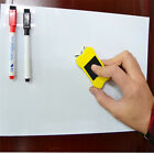 Внешний вид - Magnetic Whiteboard A4 /A5 Dry Erase Drawing Recording Whiteboard Marker Eraser