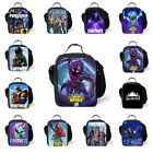 US Fortnite Fort Nite Fortnight Game Lunch box School Lunch Bag Battle Royale
