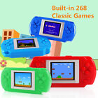 Handheld Portable Pxp Pvp Games Console 268 In 1 Retro Video Game Kid Gift