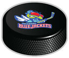 Columbus Blue Jackets Old NHL Logo Hockey Puck  Bumper Sticker-9'', 12'' or 14'' $12.99 USD on eBay