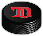 Detroit Red Wings Letter NHL Logo Hockey Puck Car Bumper Sticker-9'',12''or 14'' $13.99 USD on eBay
