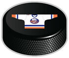 New York Islanders White Shirt NHL Hockey Puck Car Bumper Sticker-3'',5'' or 6'' $3.75 USD on eBay